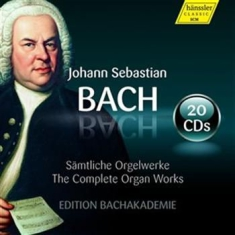 Bach Johann Sebastian - The Complete Organ Works
