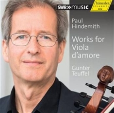 Hindemith - Works For Viola D Amore
