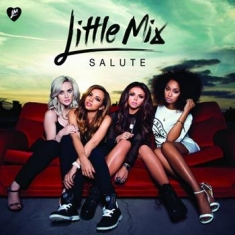 Little mix - Salute -Deluxe-