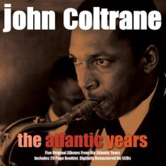 John Coltrane - The Atlantic Years