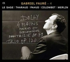 Faure - Dolly 4 Mains