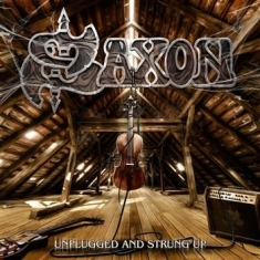 Saxon - Unplugged And Strung Up   Heav