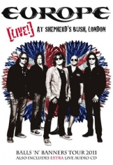 Europe - Europe - Live at Shepherd's Bush, London