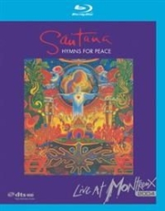 Santana - Hymns For Peace: Live At Montreux 2