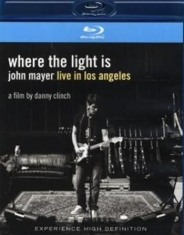 MAYER JOHN - Where The Light Is