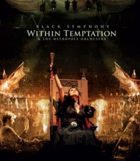 Within Temptation - Black Symphony (Blu Ray)
