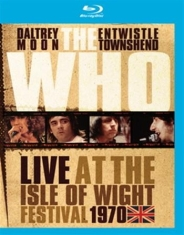 The Who - Live At The Isle Of Wight Festival