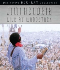 Hendrix Jimi - Live At Woodstock - Bluray