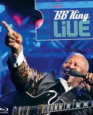 BB King - Live - Bluray