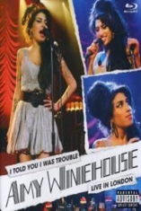 Amy Winehouse - I Told You I Was Trouble - Blu