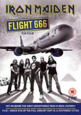 Iron Maiden - Flight 666: The Film