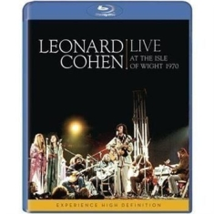 COHEN LEONARD - Live At Isle Of Wight..