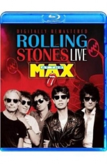 Rolling Stones - Live At The Max - Bluray