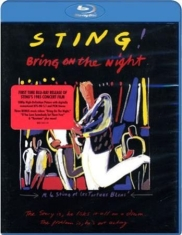 Sting - Bring On The Night - Blu-Ray