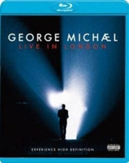 George Michael - Live In London (Bluray)