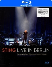 Sting - Live In Berlin - Bluray