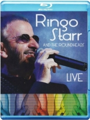 Ringo Starr - Ringo And The Roundheads - Live Blu