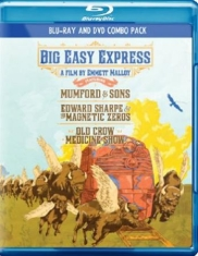 Blandade Artister - Big Easy Express
