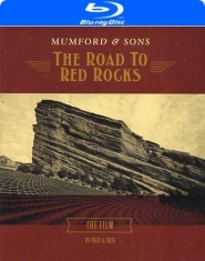 Mumford & Sons - Road To Red Rocks - Bluray