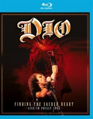 Dio - Finding The Sacred Heart - Live In