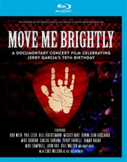 Blandade Artister - Move Me Brightly: Celebrating Jerry