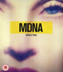 Madonna - Mdna World Tour - Bluray