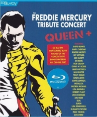 Blandade Artister - The Freddie Mercury Tribute Concert