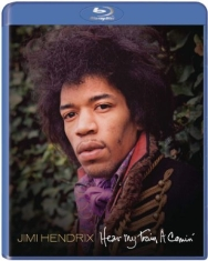 Hendrix Jimi - Hear My Train A Comin'