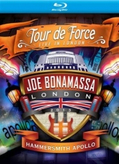Joe Bonamassa - Tour De Force - Hammersmith Ap