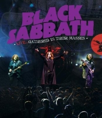 Black Sabbath - Bs Live... Gathered... Br+Dvd+Cd