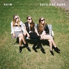 Haim - Days Are Gone - 2Lp