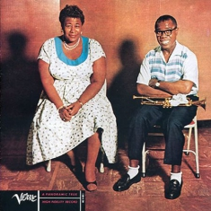 Ella Fitzgerald Louis Armstrong - Ella & Louis (Back To Black)