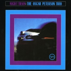 Peterson Oscar - Night Train (Back To Black)