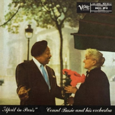Count Basie And His Orchestra - April In Paris (Back To Black)