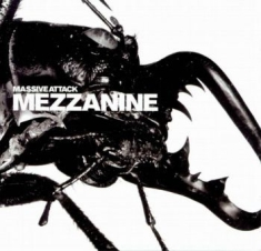 Massive Attack - Mezzanine  (Virgin 40 - Vinyl Back