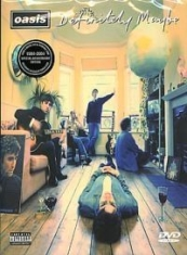 Oasis - Definitely Maybe (Dvd-Deluxe)