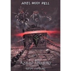 Pell Axel Rudi - Knight Treasures (Live And Mor