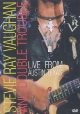 Vaughan Stevie Ray - Live From Austin,Texas