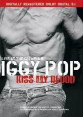 Iggy Pop - Kiss My Blood - Live At The Olympia