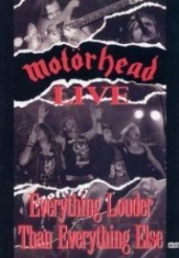 Motörhead - Live: Everything Louder T
