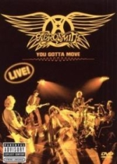 Aerosmith - You Gotta Move -Cd+Dvd-