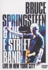 Springsteen Bruce & The E Street - Live In New York City i gruppen ÖVRIGT / Musik-DVD & Bluray hos Bengans Skivbutik AB (820345)