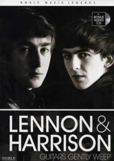John Lennon - Beatles - Lennon & Harrison: The Guitars Gently Weeps