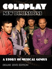 Coldplay - New Dimensions - Documentary 2 Disc