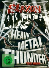 Saxon - Heavy Metal Thunder - Movie