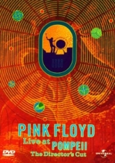 Pink Floyd - Live At Pompeii -Dir.Cut-