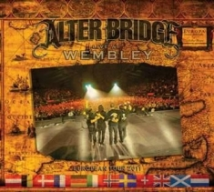 Alter Bridge - Live At Wembley - European Tour 201