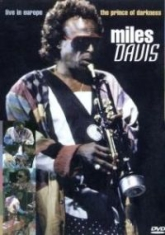 DAVIS MILES - Prince Of Darkness - Live In Europe