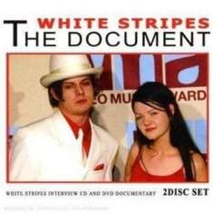 White Stripes - Document Cd + Dvd With Interview