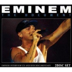 Eminem - Document Interview Cd And Dvd